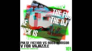 Pulse Fiction & Ross Homson - V For Vajazzle (Toolbox Recordings)