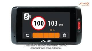 Mio MiVue 600 Series - los nuevos cámaras de conducción ligero y elegante (ES)