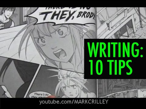 Writing/Storytelling: 10 Tips to Help You