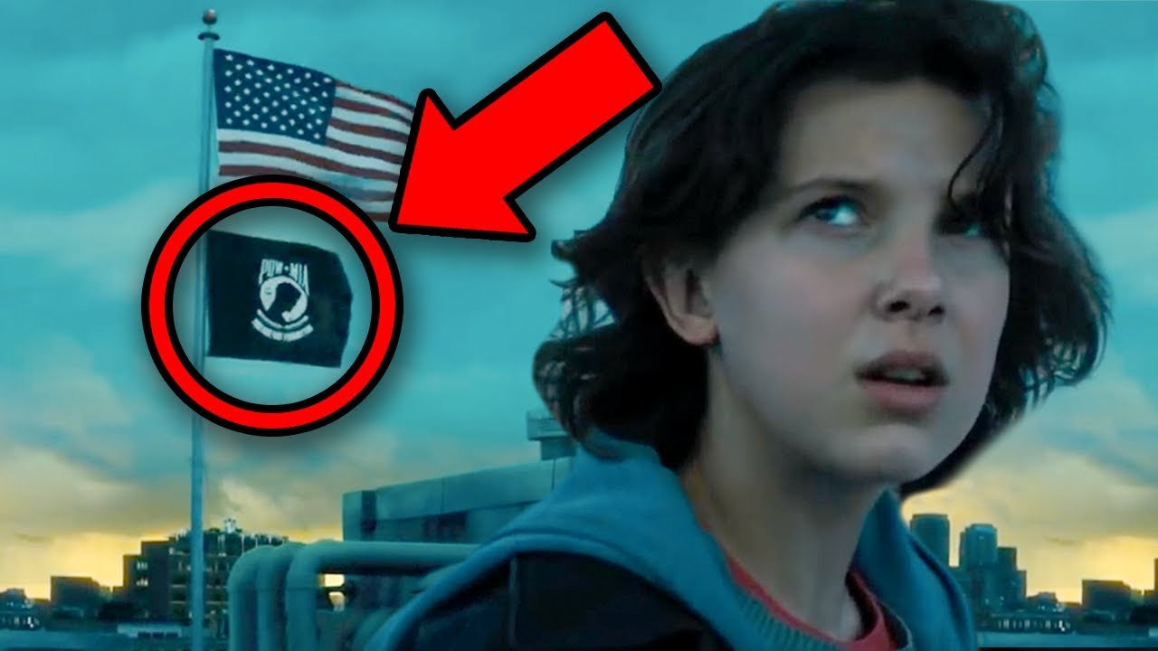Godzilla King Of Monsters Trailer Breakdown Details You Missed Monsters Explained Sdcc