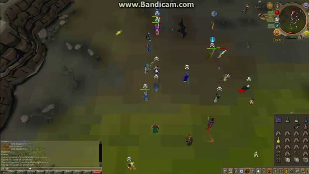 Runescape Legacy Pking Noxious Scythe High Risk Some Chaotic Spear