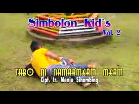 Simbolon Kids - Tabo Ni Namarmeam-Meam (Official Lyric Video)