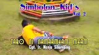 Simbolon Kids Tabo Ni Namarmeam-Meam.mp3