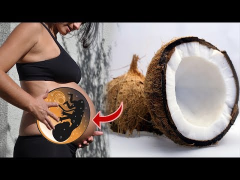If You Are pregnant, This is What Will Happened if you Eat Coconut Foods!