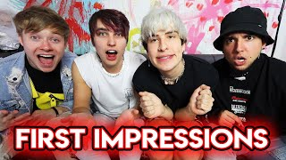 We're Moving In Together! | First Impressions