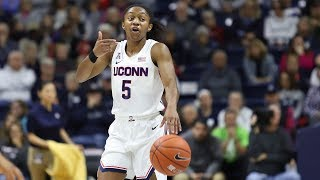 UConn Women's Basketball Postgame (Cal) - Players