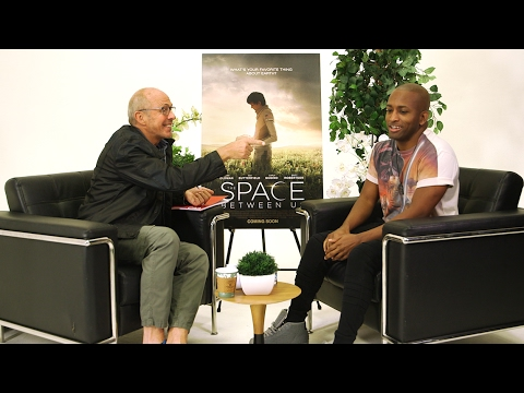 Interviewing THE SPACE BETWEEN US Director