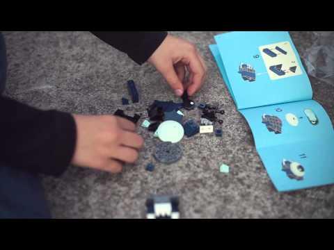 LEGO Mixels Globert 41533 - Albercik Doradza