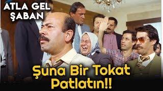 Atla Gel Şaban  - Niyazi, Kazım'ı Maymun Ediyor!