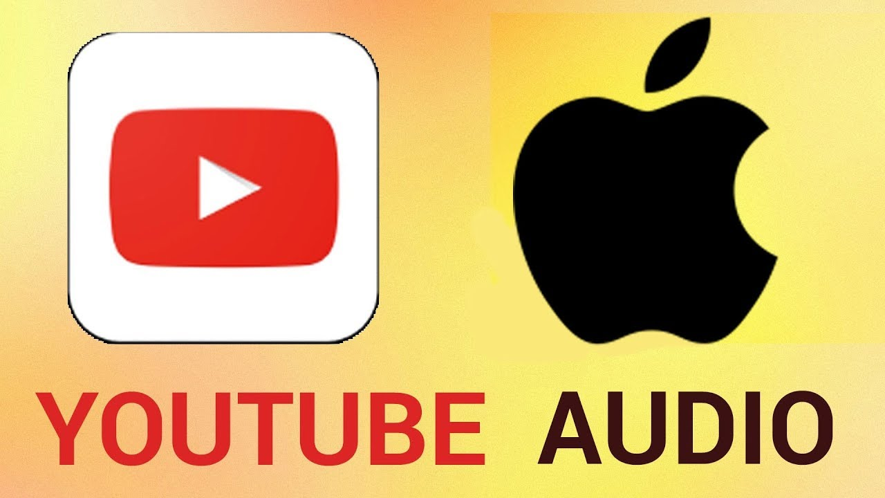play youtube in background iphone how to play audio in background on iphone or 17919