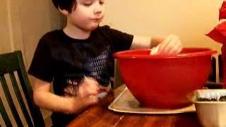 Jell-o Popcorn Balls