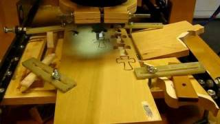 Cnc Cutting Out A Cross Part1