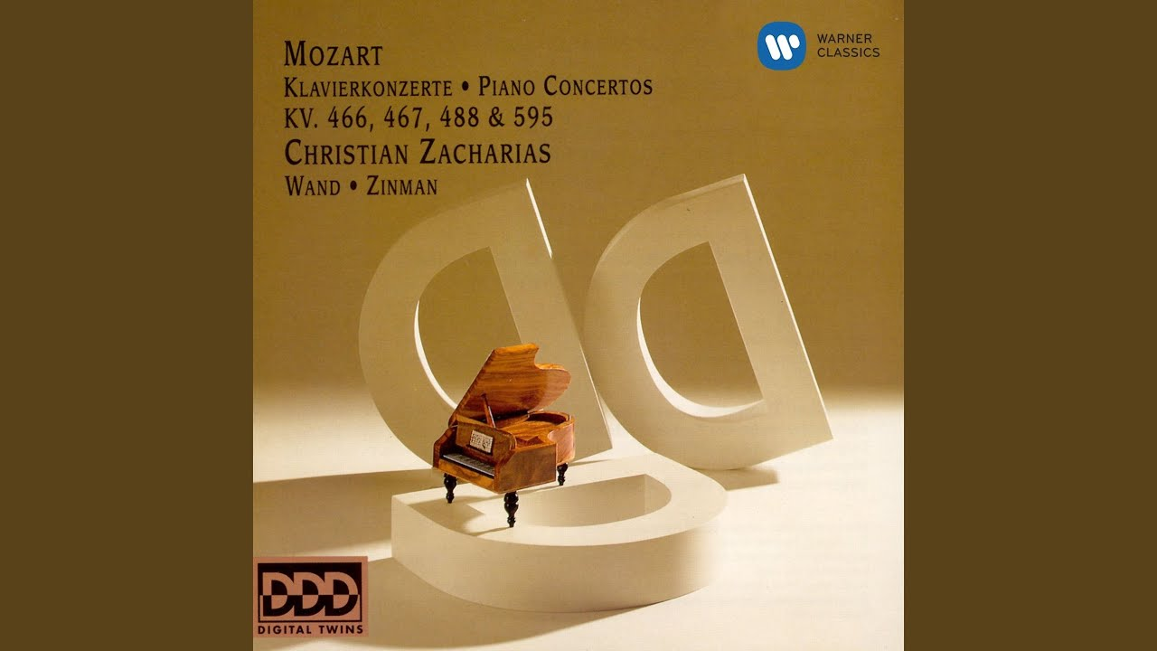 KV 488 Mozart Konzert A-Dur