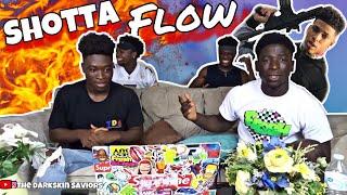 NLE Choppa - Shotta Flow 3 🔥(Official Music Video)*REACTION*