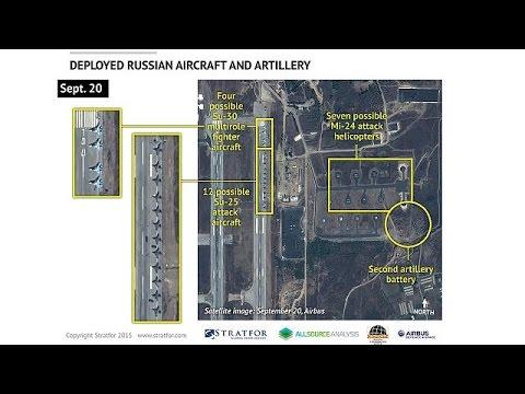 Как далеко зайдет Россия в Сирию?