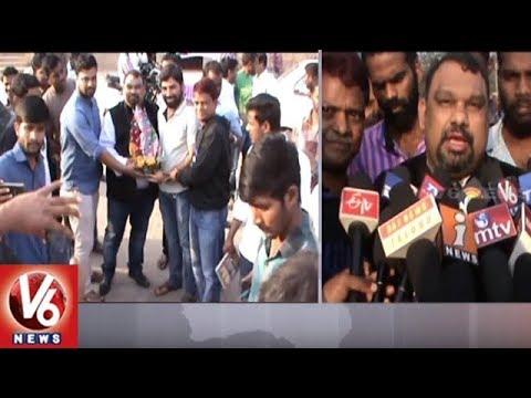 10 PM Hamara Hyderabad News | 11th January 2018 | V6 Telugu News