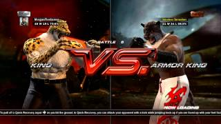 Tekken 6 xbox 360 gameplay
