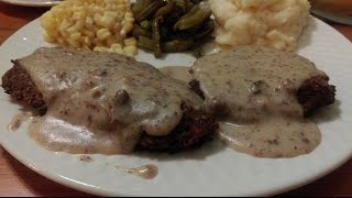 Country Fried Steak - The Hillbilly Kitchen