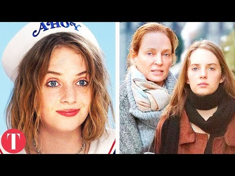 The Truth About Stranger Things Actress Maya Hawke