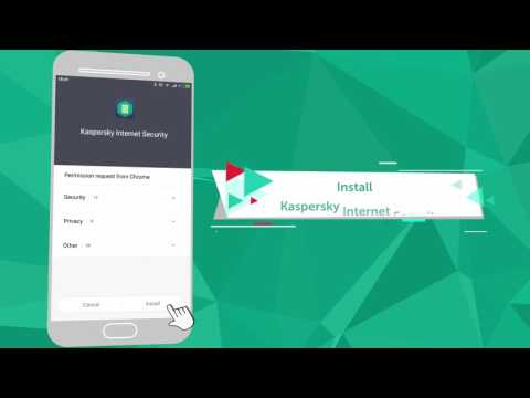 kaspersky total security app for android