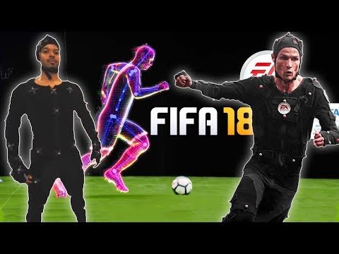 INCREDIBLE | MOTION CAPTURE FOR FIFA 18 ft. DELE ALLI & AKINFENWA