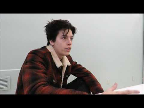 Riverdale Interview: Cole Sprouse on Jughead
