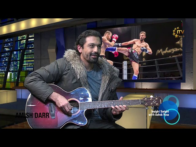 Musician Amish Darr | Insight Tonight With Ashok Vyas