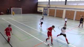 Finale am 05.03.2016 beim TSV Havelse in Garbsen - Sieg der E1 des TuS Niedernwöhren