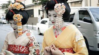 Гейша в Киото. Ее нельзя остановить| Япония