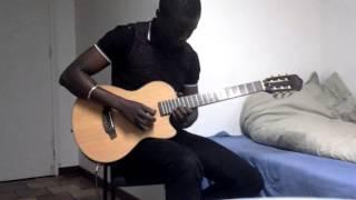 Impro. Guitare Solo Soukouss avec un peu de Zitany Neil (Marcory Gazoil)