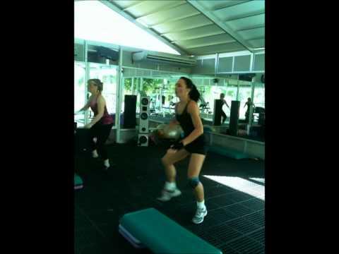 OJ & Xinia Gym Land Ho Costa Rica