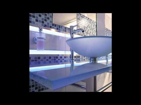 Youtube Bathroom Lighting led bathroom lighting - youtube