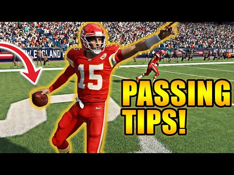 The Top 5 Tips To Mastering The Passing Game in MADDEN 20!