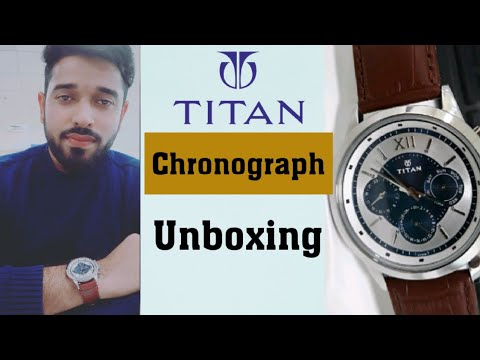 Titan Neo Analog Blue Dial Men's Watch - 1766SL03 Unboxing