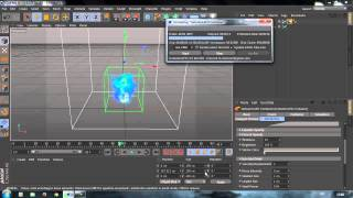 Cinema 4D Smoke/Fire Tutorial (TurbulenceFD)