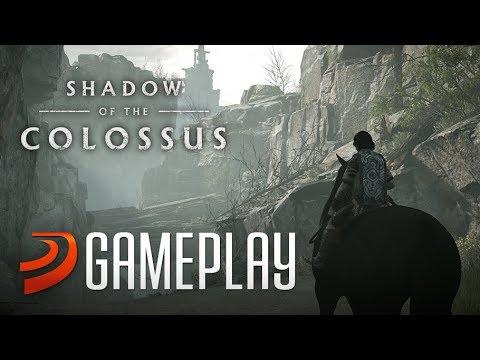 Shadow of the Colossus Remake y sus primeros 20 minutos