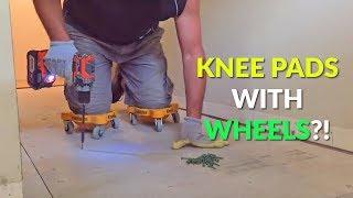 Knee Blades: Knee Pads With Wheels