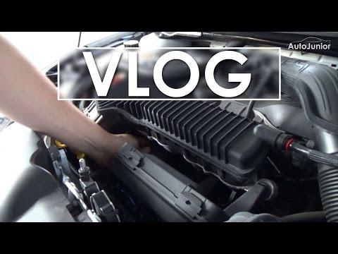 VLOG | Ford Focus RS Oil Change