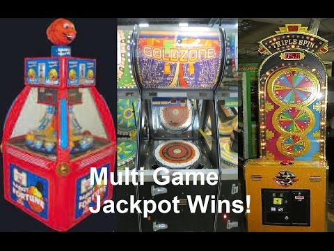 Tropical Fun Zone Triple Spin Wheel Deal Gold Zone & Basket Fortune Jackpot Wins!