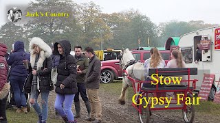 How Stow Gypsy Fair has changed since Jack Hargreaves went there in 1982 - Jack's Country