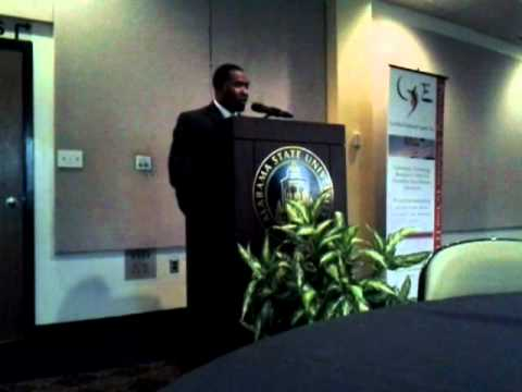 """Eugene Tinker, CEO of Certified Technical Experts, INC, speech for the """"Business Empowerment Series"""