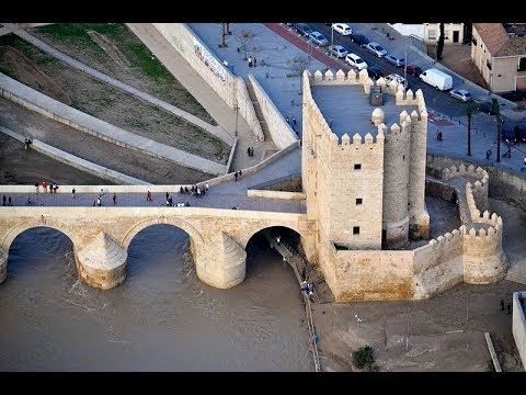Places to see in ( Andalusia - Spain ) Calahorra Tower