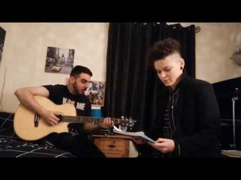 Maybe baby-TANI TRAGIC feat DIOGO RAMOS ORIGINAL(live,acoustic version)