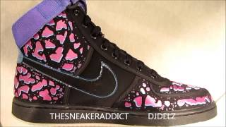 bc1c25443239 Nike Vandel Area 72 raygun Sneaker Review With  DjDelz  HotOrNot
