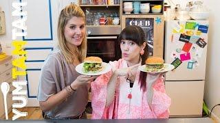 Asia Burger // Crazy Burger #5 // #yumtamtam