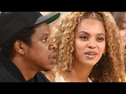 Beyonce and Jay Z date night at Warriors vs. Pelicans basketball game