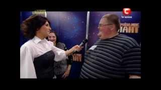 Украина мае талант Битбоксер 31.03.2012