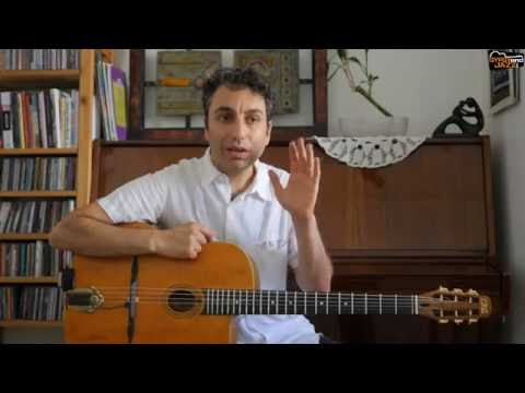 how to play gypsy guitar