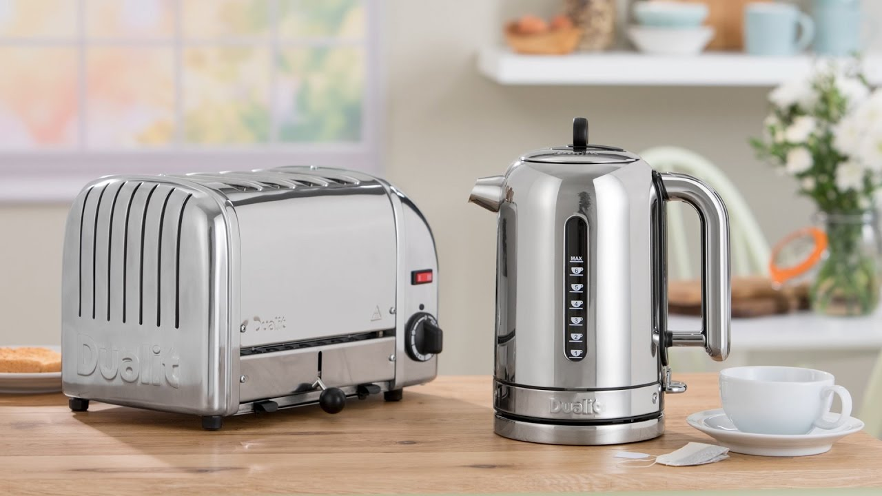 Dualit S Repairable Classic Toaster Vario For