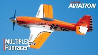 Multiplex Funracer - Model Aviation magazine